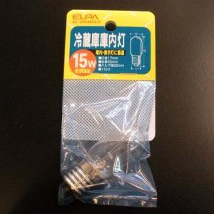 冷蔵庫庫内灯15W E17 G−25H(C)