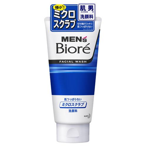 花王 メンズビオレ ミクロスクラブ洗顔 130g