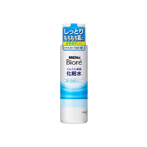 花王 メンズビオレ浸透化粧水 ローションタイプ 180ml