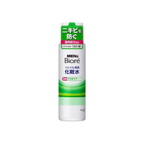 花王 メンズビオレ 浸透化粧水 薬用アクネケアタイプ