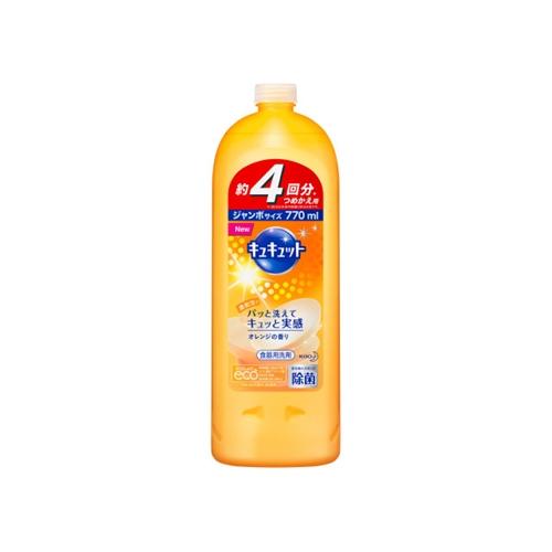 ※※花王 キュキュット オレンジの香り つめかえ用 770ml ×2個セット
