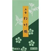 名香松竹梅 バラ詰 100g