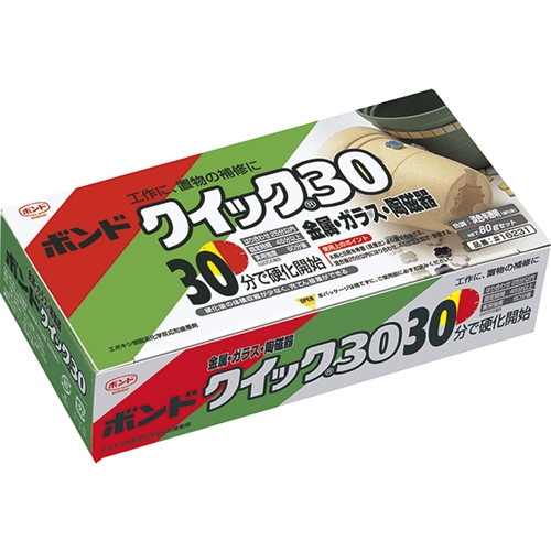 コニシ(Konishi)  クイック30 80gBQ30−80