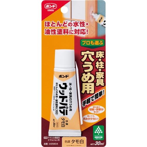 コニシ(Konishi)  ウッドパテS タモ白 30ml