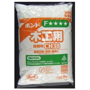 コニシ 木工用詰替用 CH38 3kg #40250