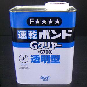 コニシ(Konishi)  ボンドGクリヤー 1kg