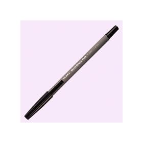 油性ボールペン ラバー80 0.7mm 黒 341728