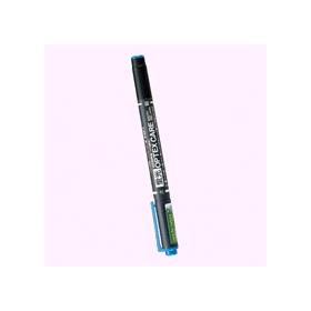 蛍光ペン 蛍光オプテックスケア 青 WKCR1−BL 341780