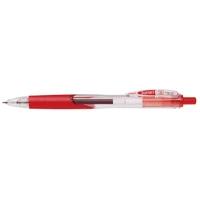 エマルジョンボールペン スラリ 0.7mm BN11 赤 344127