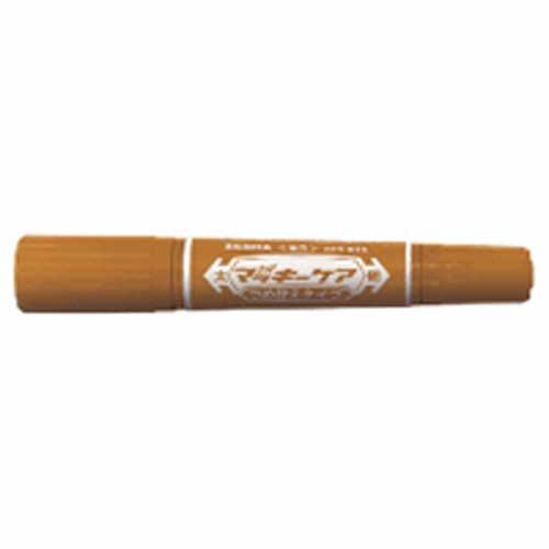 油性ペン ハイマッキーケア詰替タイプ(太・細両用) ライトブラウン 240154
