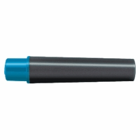 水性マーカー 紙用マッキー(細・極細)詰替インク ライトブルー 2本入 240280