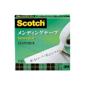 スコッチ(R)メンディングテープ 大巻 810−3−18 322429