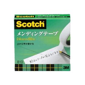 スコッチ(R)メンディングテープ 大巻 810−3−24 322430