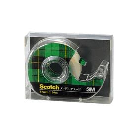 スコッチ(R)メンディングテープ 小巻 810−1−18D 322436