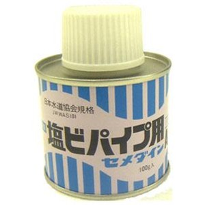 セメダイン(Cemedine)  塩ビパイプ用 100g