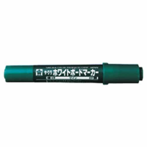 ホワイトボードマーカーツイン WBK−T 緑 270173
