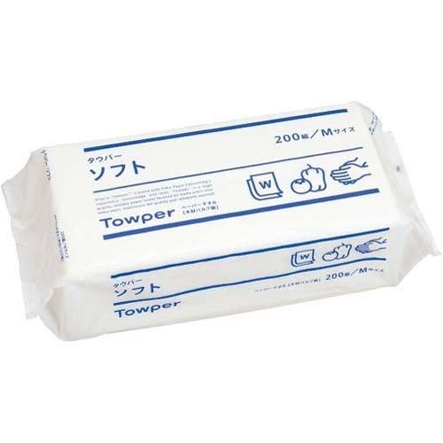 タウパーソフトM 200組(400枚入)