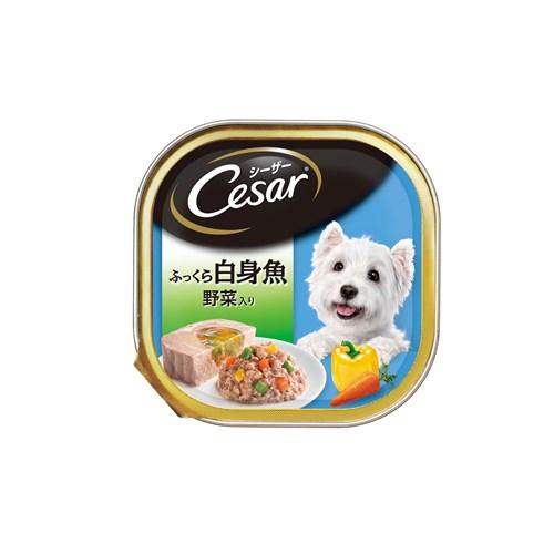 ◇ シーザー ふっくら白身魚 野菜入り100g