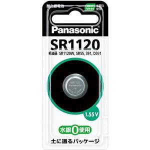 パナソニック(Panasonic) 酸化銀電池 SR1120P 電卓・時計用