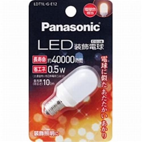 パナソニック(Panasonic) LED電球 LDT1LGE12