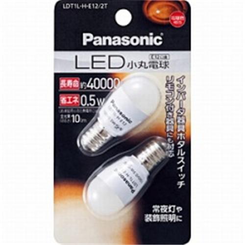 パナソニック(Panasonic) LED電球 LDT1LHE122T