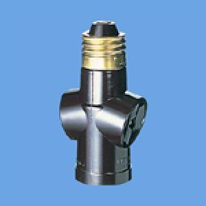 丸型1灯2差クラスタ WH3031PK