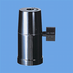 パナソニック(Panasonic) キーソケット(黒) WW1001