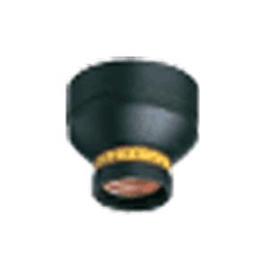 パナソニック(Panasonic) 送り付レセプタクルB(黒) WW3403