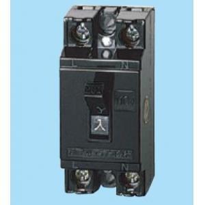 パナソニック(Panasonic) 安全ブレーカー 2P1E20A BS1112