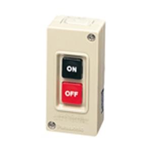 パナソニック(Panasonic) ハイプロ小形押釦開閉器(プラスチックケース)露出形3P BEH3150