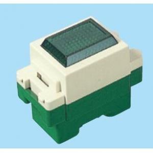パナソニック(Panasonic) 電圧検知型 パイロットランプ 緑 WN3031GK
