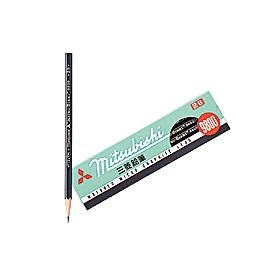三菱鉛筆 2B N09800