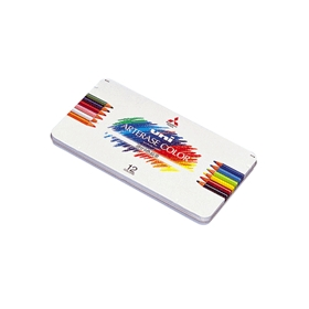 色鉛筆 アーテレーズカラー 12色 12本入 343965