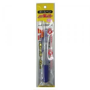 三菱鉛筆 ユニ ベリー楽ノック1P 青 細字0.7mm SN−100