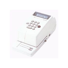 電子チェックライタ EC-310・8桁