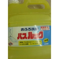おふろ洗剤 バスルック 4L