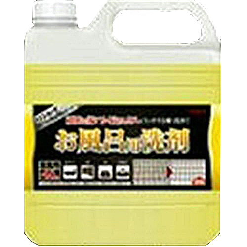 お風呂用洗剤4L