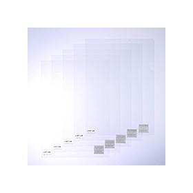 カラークリアーホルダー 1枚 A4 F−78 乳白