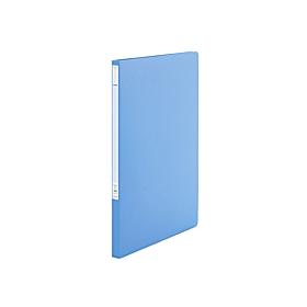 パンチレスファイルZ式 A4縦 青 F−347 120枚収容 302328