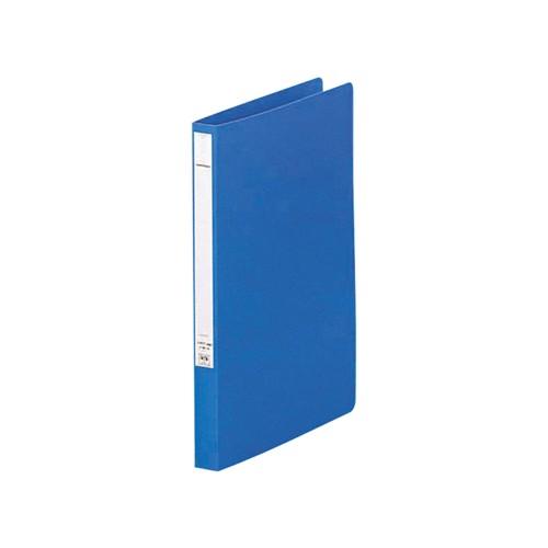 PPパンチレスファイルF−367−9 藍