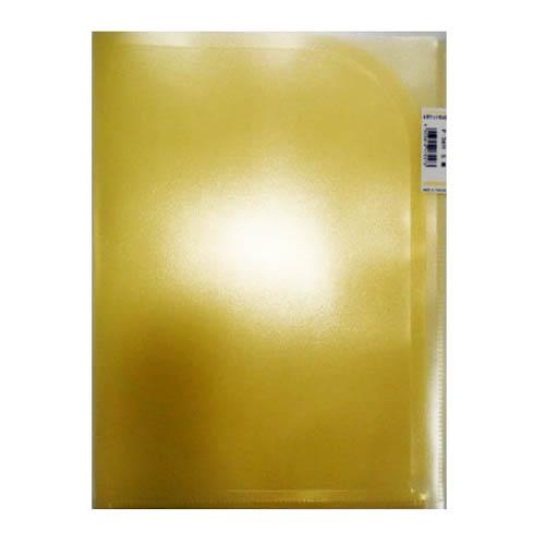 4ポケットホルダー黄色F3411−5