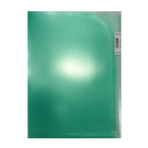 4ポケットホルダー緑F3411−7