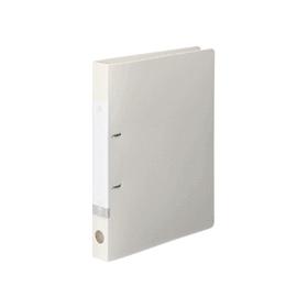 リクエスト・D型リングファイルA4縦2穴 230枚収容 白 305768