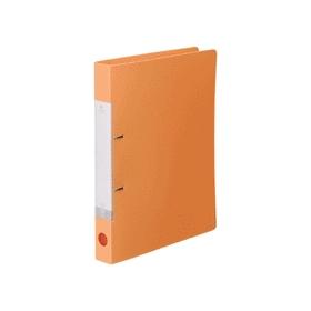 リクエスト・D型リングファイルA4縦2穴 230枚収容 黄 305770