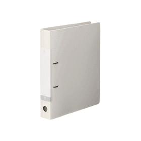 リクエスト・D型リングファイルA4縦2穴 350枚収容 白 305774