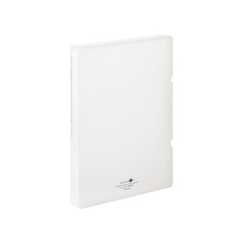 ファイルケース乳白A5029−1