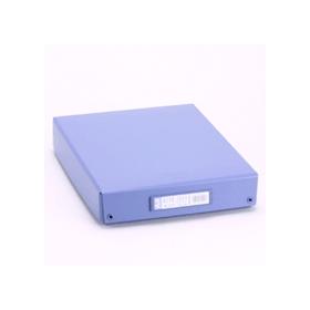 デスクトレーA4 ブルーバイオレット A−717 305168