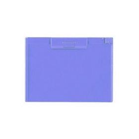 クリップボード B5ヨコ 青紫 A−982U−23 320930