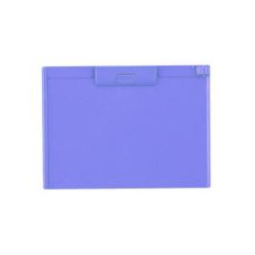 クリップボード A4ヨコ 青紫 A−987U−23 320927