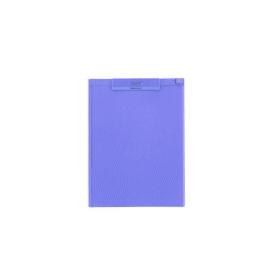 クリップボード B4タテ 青紫 A−973U−23 326139